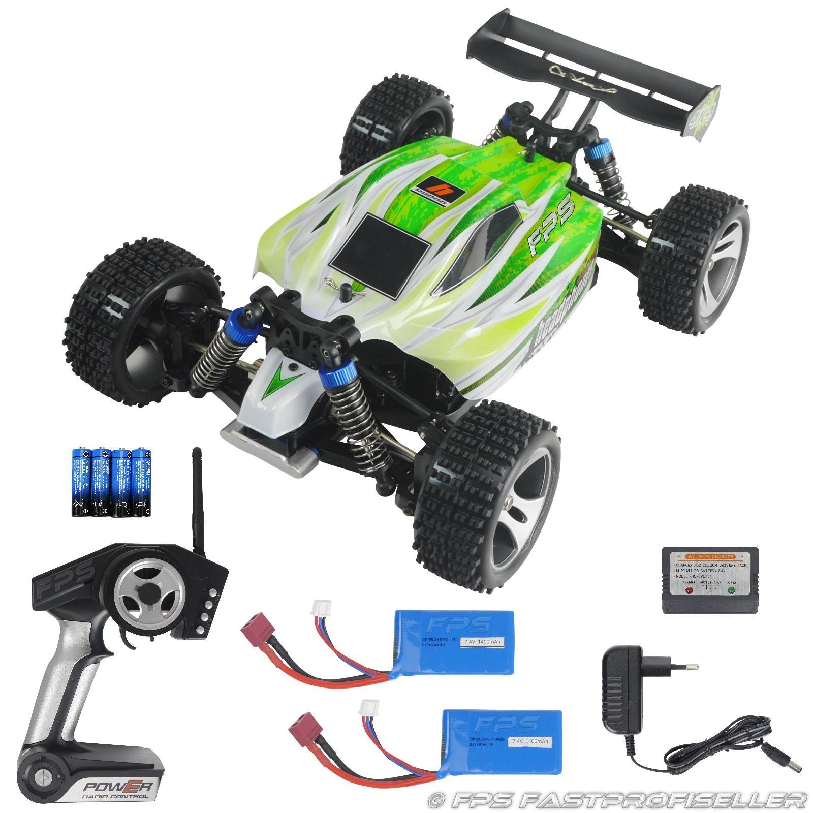Rayline Funrace 01 S FR01 S Buggy mit Zubehör