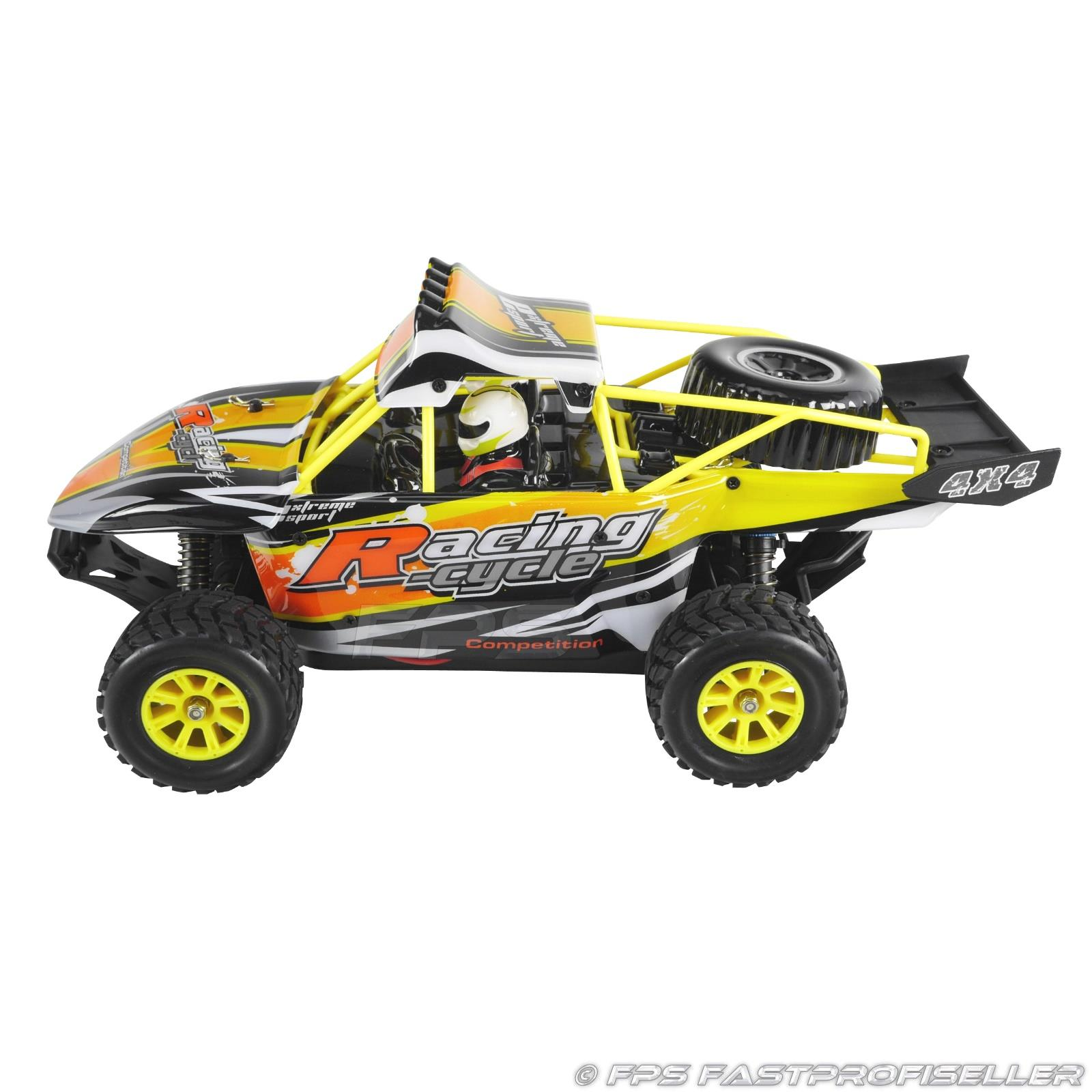 Rayline Funrace 01 S FR01 S RC Sand Buggy Ansicht Seite