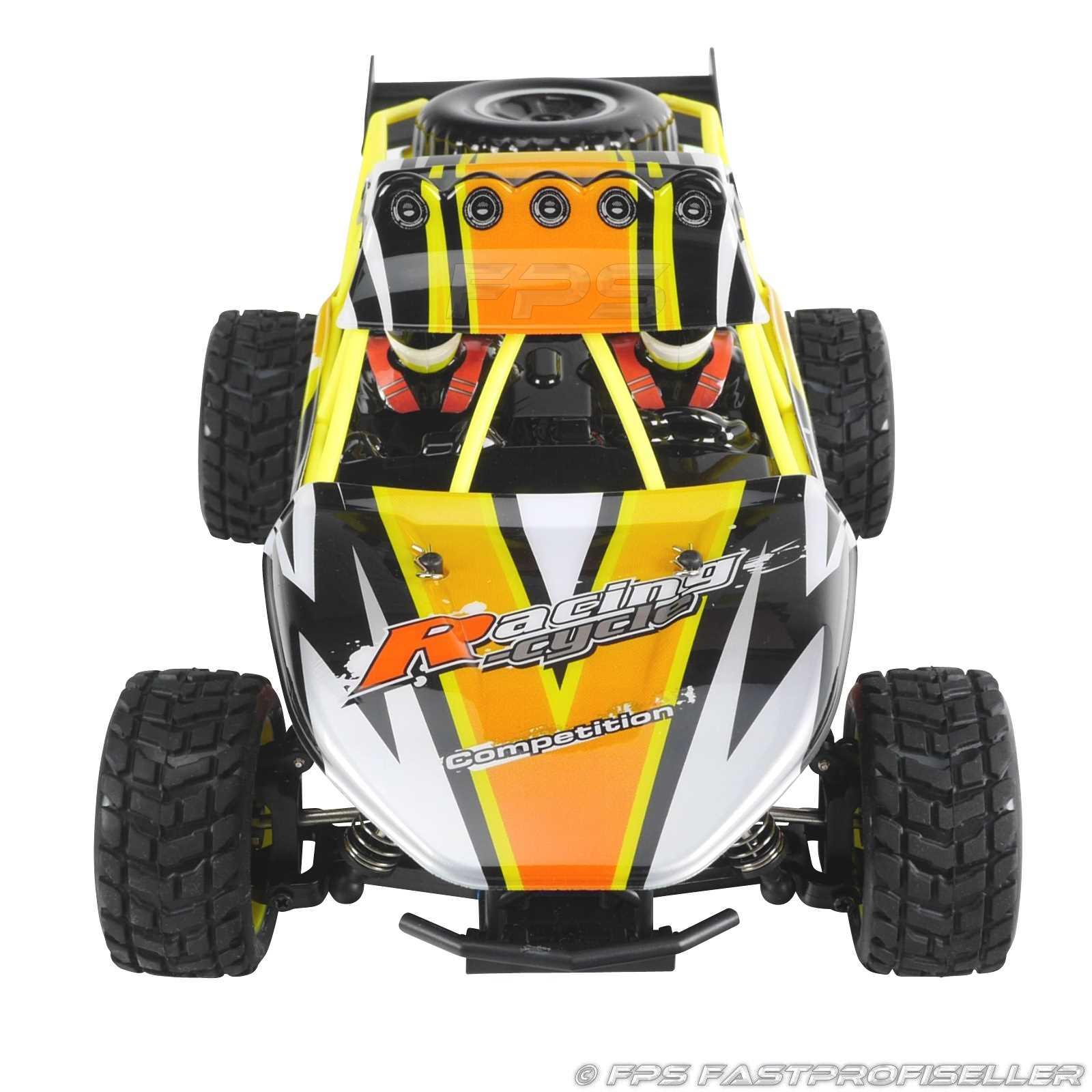Rayline Funrace 01 S FR01 S RC Sand Buggy mit Zubehör 1x Akku