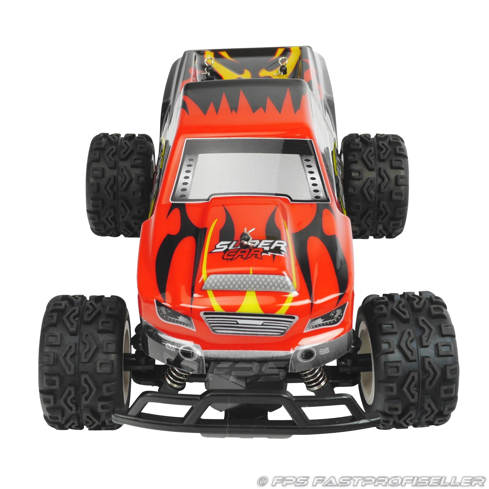 Rayline R24B Monster Truck Front